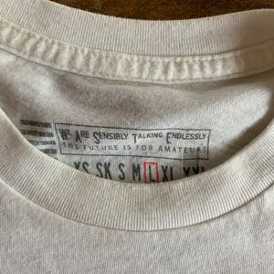 Shirts - Rare RadioHead Concert Tee - Men's Large